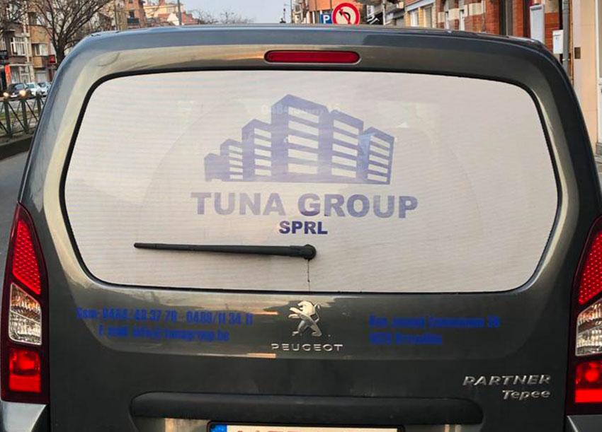 Manutention & Carottage - Tuna Group